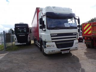 2008 DAF - CF85-410 Vehicle Display Image