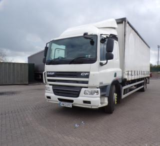 2013 DAF - CF65- 220 Vehicle Display Image