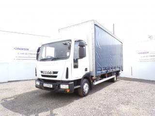 2013 IVECO - EUROCARGO - CURTAIN Vehicle Display Image