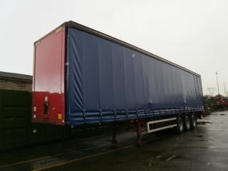 SDC - Curtain Sider Vehicle Display Image