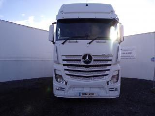 2014 Mercedes - Actros Vehicle Display Image