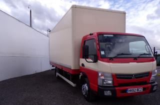 2012 MITSUBISHI - CANTER FUSO Vehicle Display Image