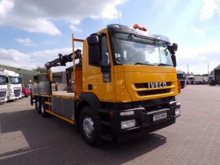 2011 IVECO - STRALIS Vehicle Display Image