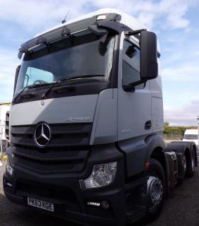 2013 Mercedes - Actros 25-45 Vehicle Display Image