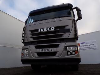 2013 IVECO - STRALIS Vehicle Display Image