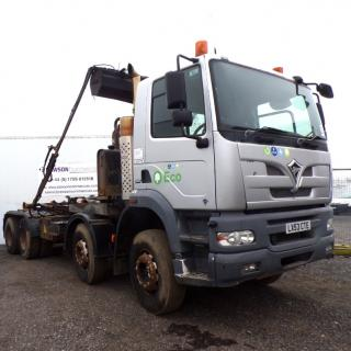 2003 Foden - ALPHA 3000 Vehicle Display Image