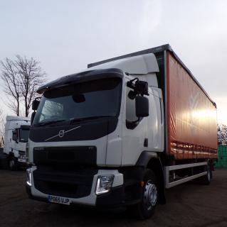 2015 VOLVO - FE280 Vehicle Display Image