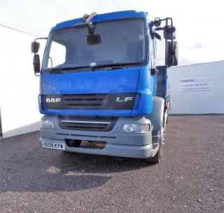 2009 DAF - LF55 - 220 Vehicle Display Image