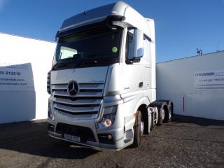 2015 Mercedes - Actros Vehicle Display Image