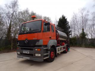 2002 MERCEDES - AXOR Vehicle Display Image