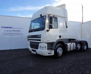 2013 DAF - CF85.460 Vehicle Display Image