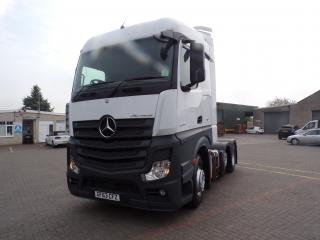 2013 MERCEDES - ACTROS Vehicle Display Image