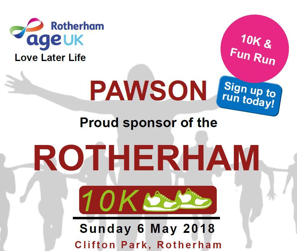 The Pawson Rotherham Run