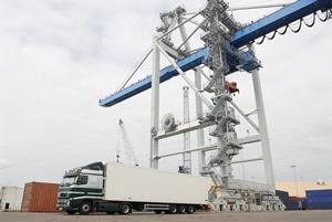 Lorry Shipping Cargo